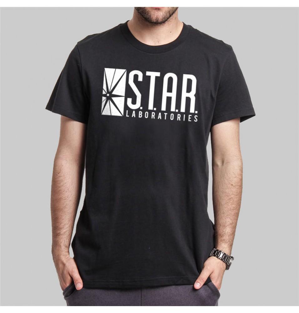 The Flash Star Labs Logo Tee Shirt T-Shirt