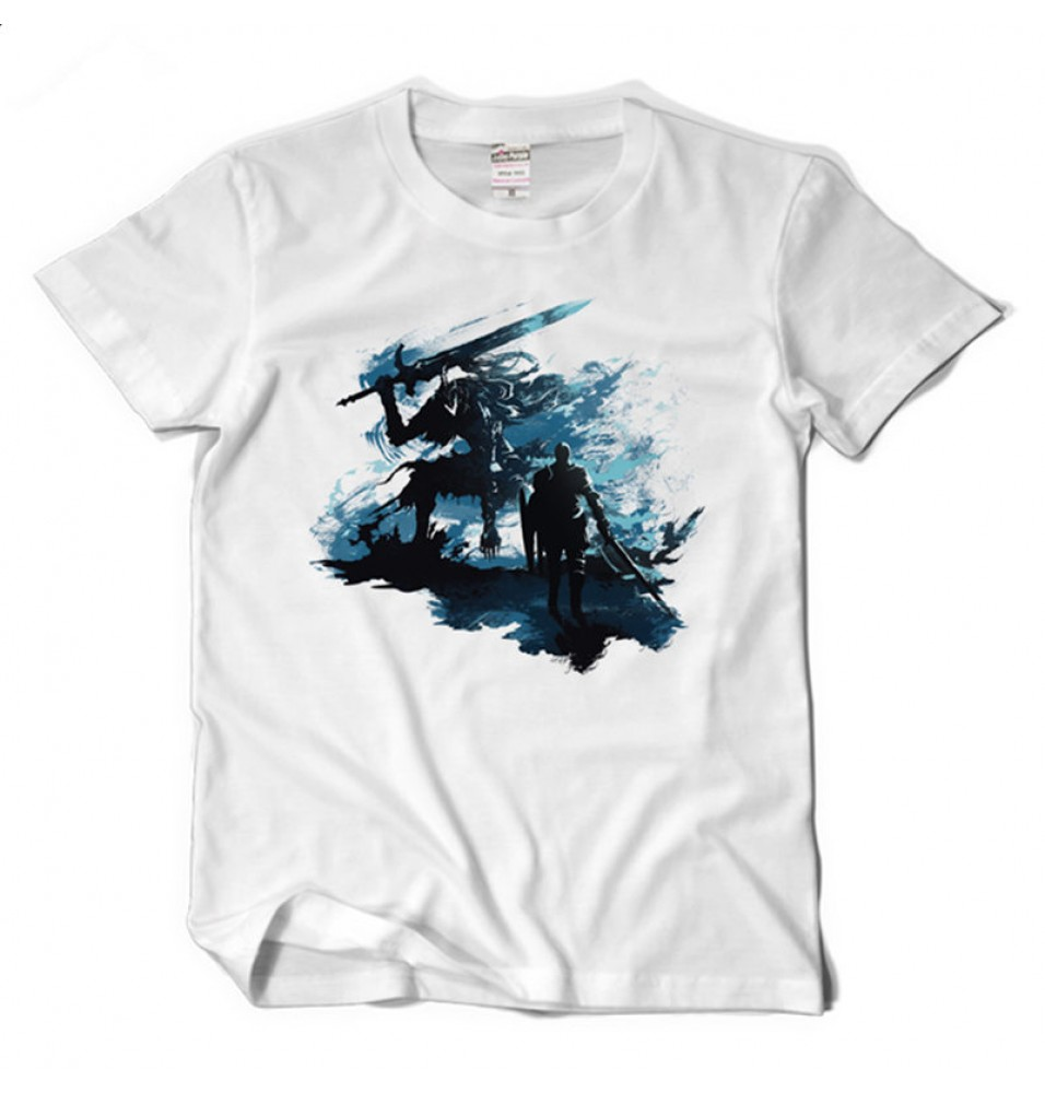 Timecosplay Dark Souls 3 ARTORIAS Short Sleeve Tee Shirts