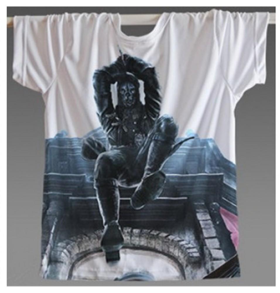 Timecosplay Dishonored Logo Murders Men Tee Shirts
