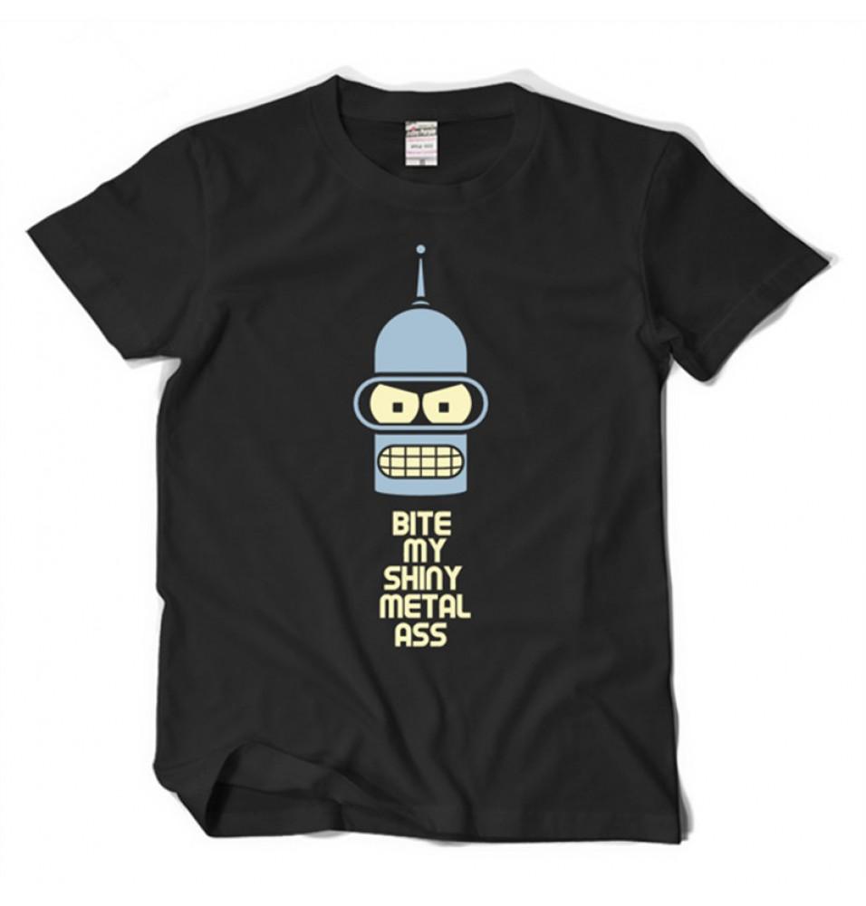 Timecosplay Futurama Bender Tee Shirts