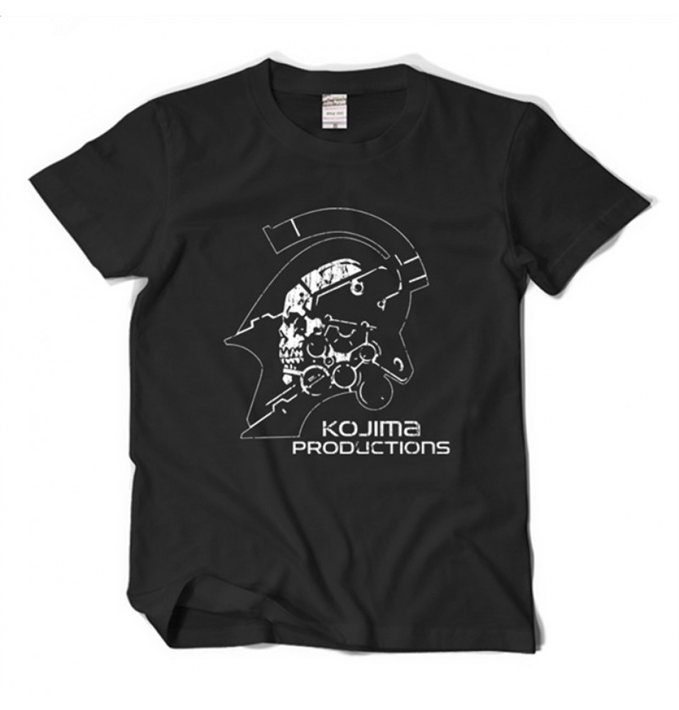 Timecosplay Metal Gear Solid KOJIMA  Tee Shirts