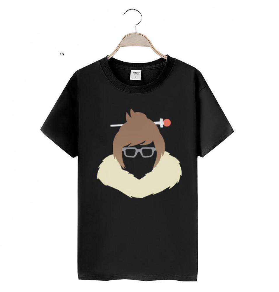 Timecosplay Overwatch Zhou Meiling Tee Shirt