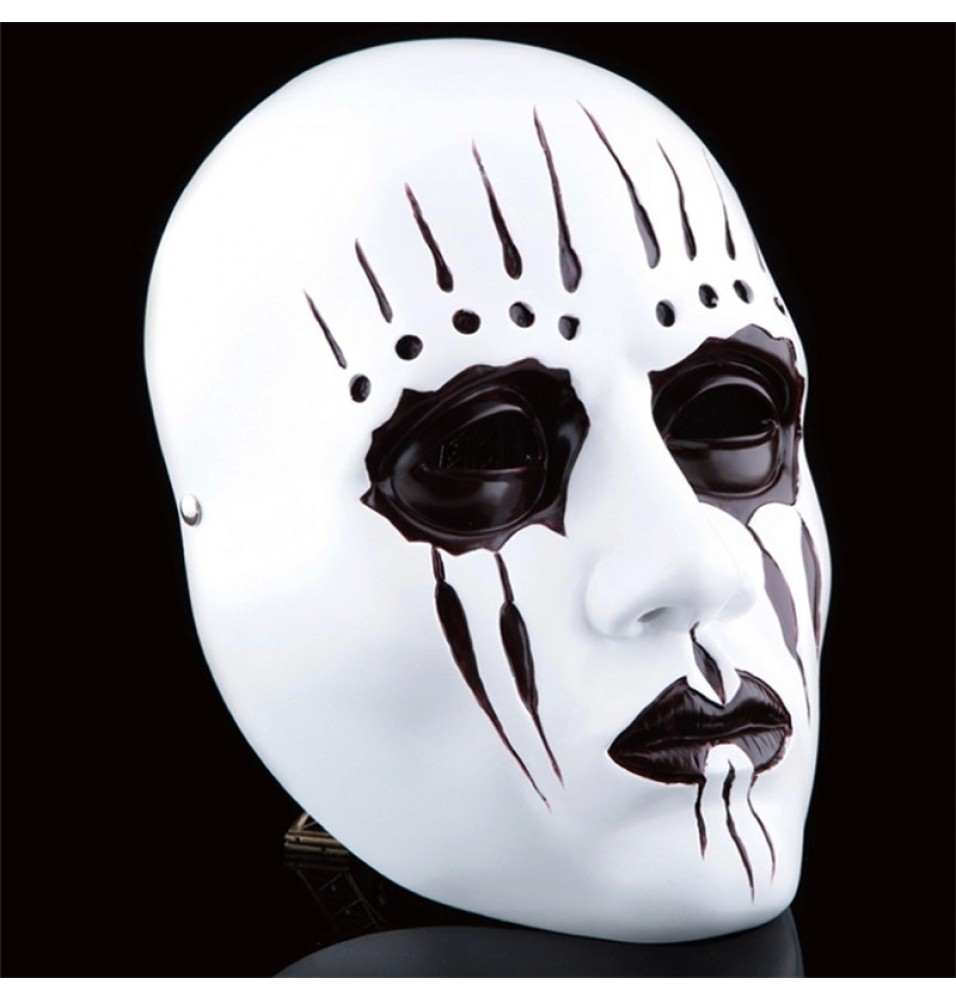 Timecosplay Slipknot joey jordison Resin Mask Halloween Cosplay