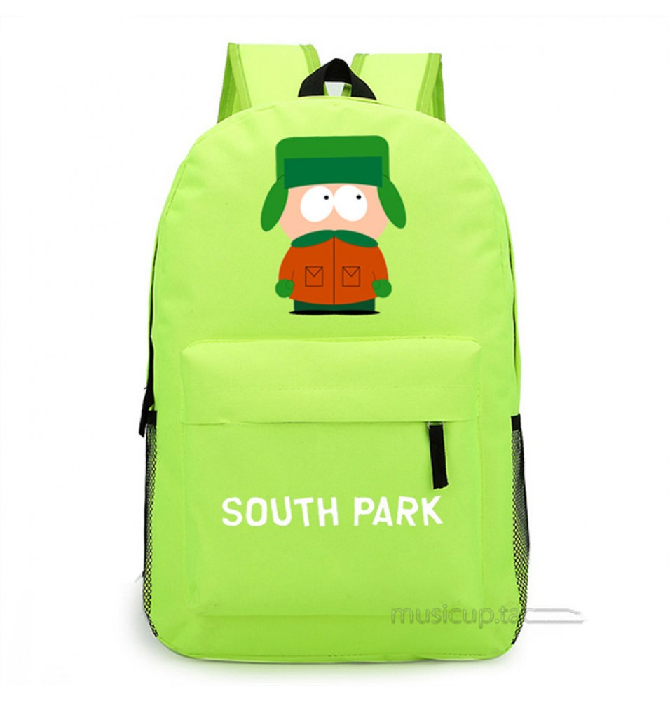 Timecosplay South Park Backpack Kyle Broflovski Shoulders Bag Schoolbag