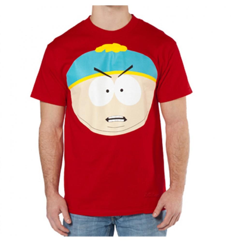 Timecosplay South Park Eric Theodore Cartman Short Sleeve Tee Shirts