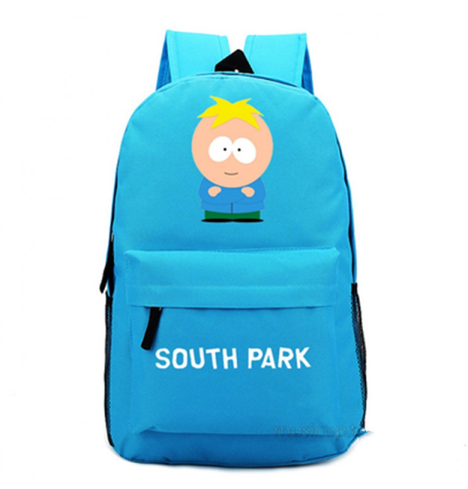 "Timecosplay South Park Leopold ""Butters"" Stotch Shoulders Bag Schoolbag Backpack"