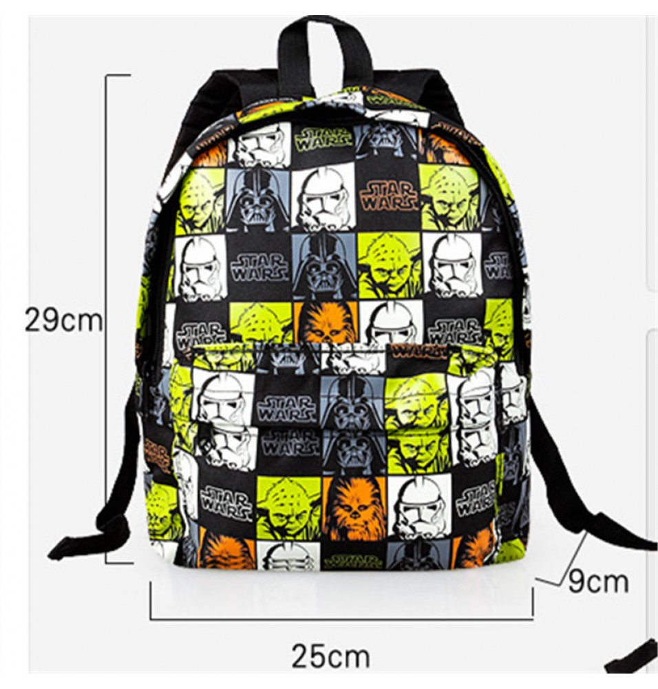 Timecosplay Star Wars Icon Cosplay School bag Backpack