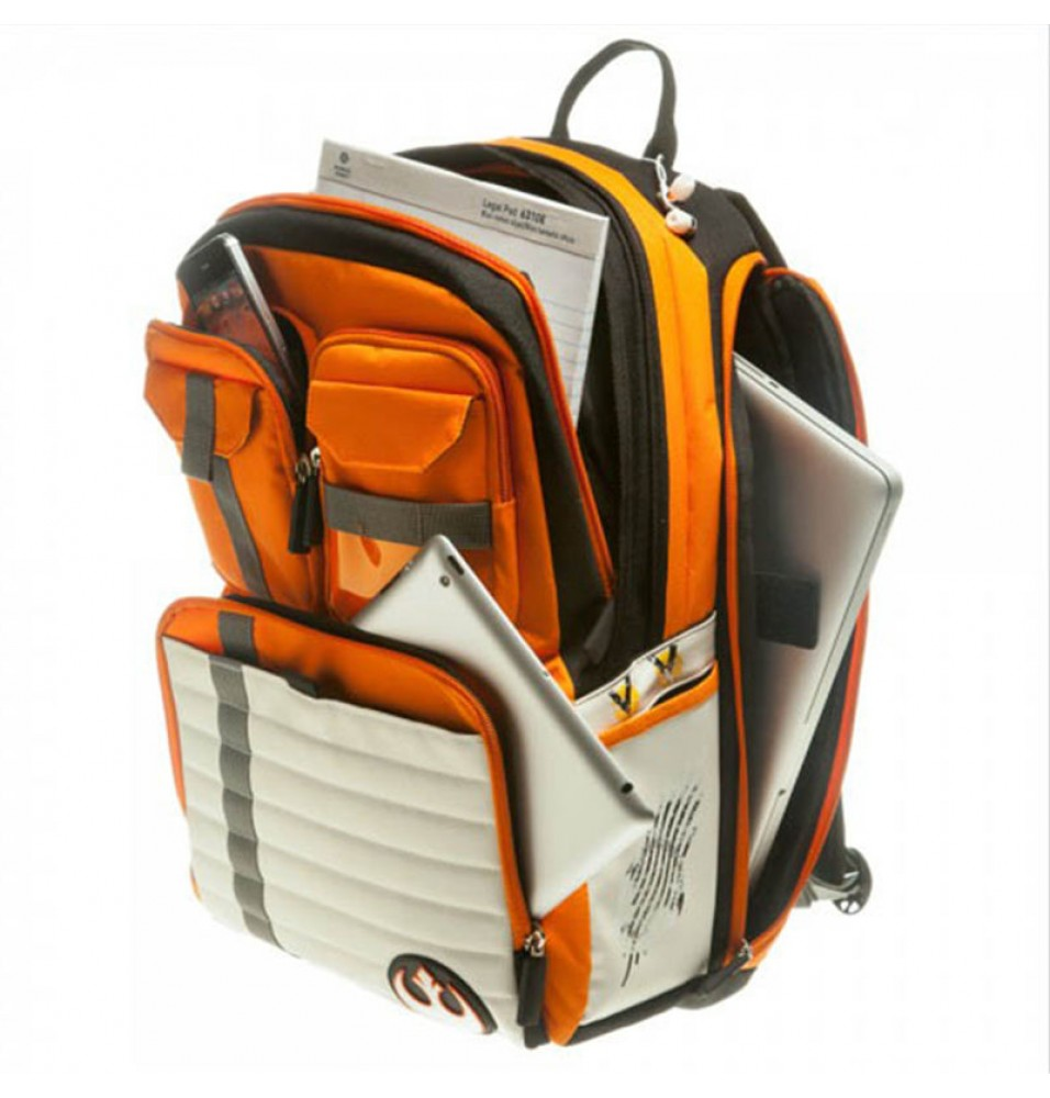 Timecosplay Star Wars Rebel Alliance Icon Cosplay School bag Backpack