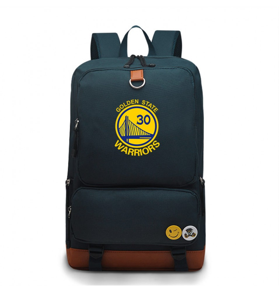 Warriors Stephen Curry 30 Backpack Bag Schoolbag