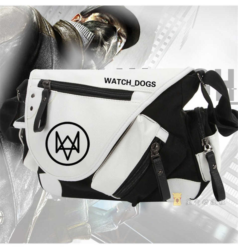Watch Dogs Messenger Bags