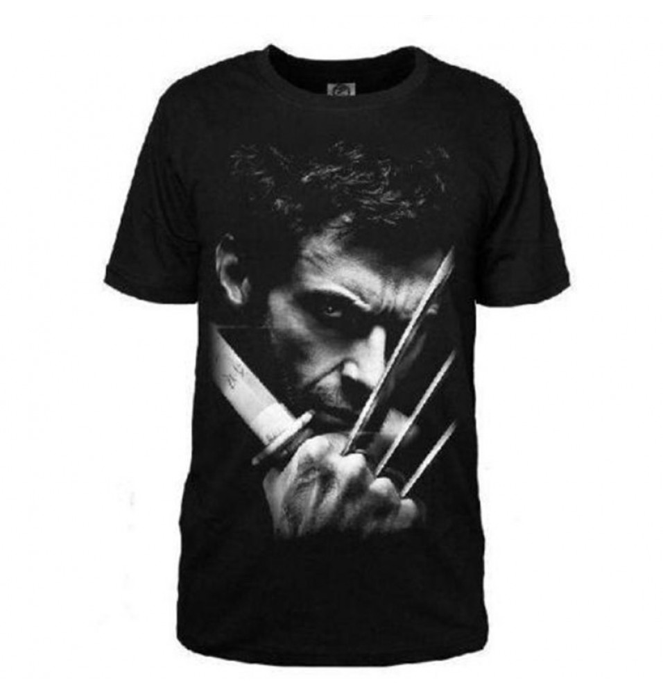 X-Men Apocalypse WOLVERINE 3D Short Sleeve Tee Shirt