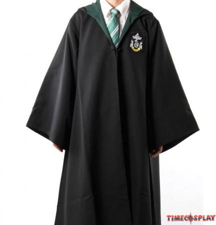 Harry Potter Slytherin School Robe
