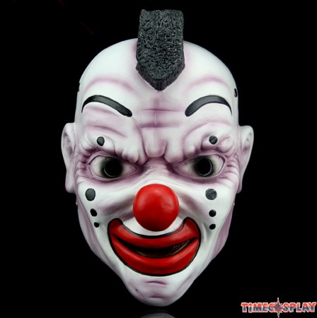 Timecosplay Slipknot Shawn Crahan Resin Mask Halloween Cosplay