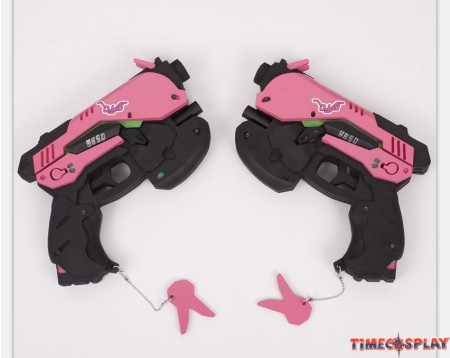 Timecosplay OW Overwatch DVA Cosplay D.Va PVC Props