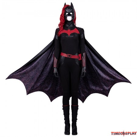 2019 Batwoman Kate Kane Cosplay Costume