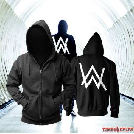 Alan Walker Faded Remix Zipper Hoodies