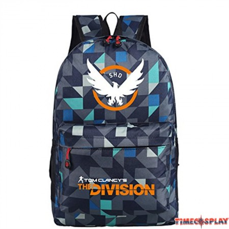 Tom Clancy's The Division With SHD Logo Backpack