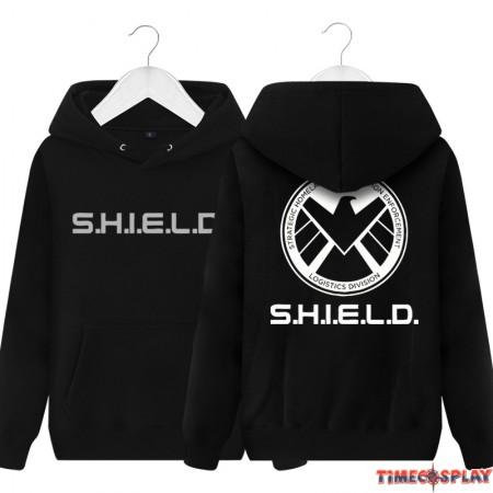 Agents of S.H.I.E.L.D.Logo Pullover Hoodies