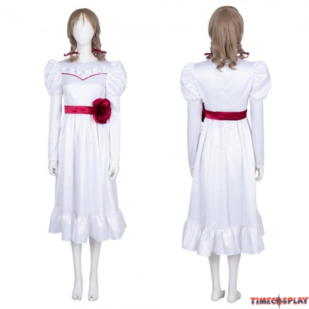 Annabelle Cosplay Costume Fancy Dress