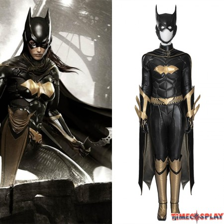 Arkham Knight Batgirl Cosplay Costume - Deluxe Version