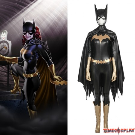 Arkham Knight Batgirl Jumpsuit Cosplay Costumes