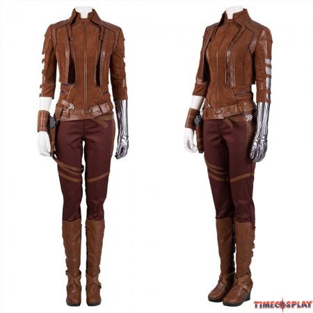 Avengers 4 Endgame Nebula Costume Deluxe Cosplay