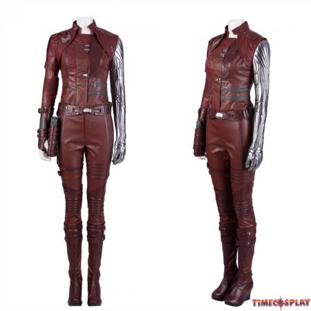 Avengers Endgame Nebula Costume Deluxe Cosplay