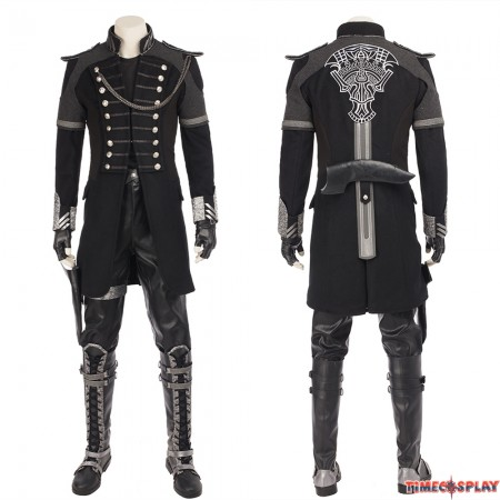 Final Fantasy XV Kingsglaive Cosplay Costume