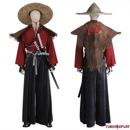 Ghost of Tsushima Jin Sakai Cosplay Costume