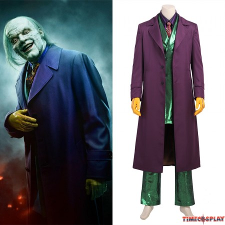 Gotham Season 5 Joker Cosplay Costume
