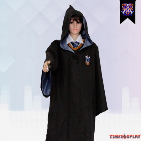 Harry Potter Ravenclaw School Uniform Robe