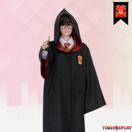 Harry Potter Gryffindor School Uniform Robe