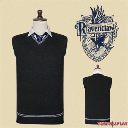 Harry Potter Ravenclaw Vest School Uniform Sweatershirt