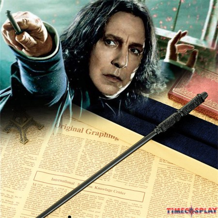 Harry Potter Severus Snape Magic Wand