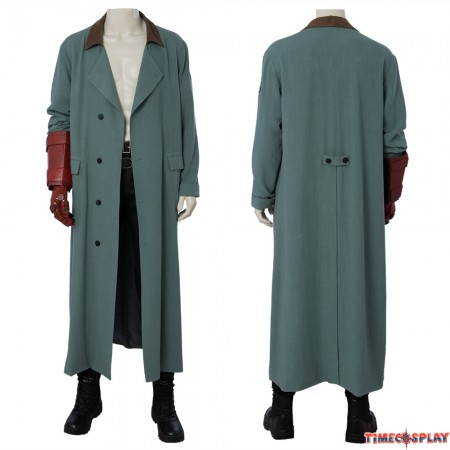 Movie Hellboy Cosplay Costume
