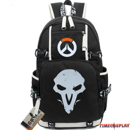 Overwatch Reaper Icon Logo Bag Backpack