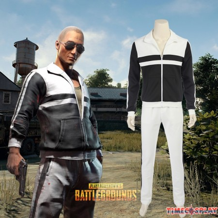PUBG Cosplay Costume PLAYERUNKNOWN'S BATTLEGROUNDS Sport Outfit