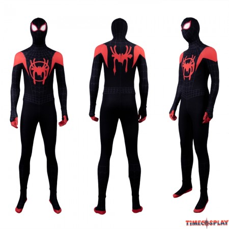 Spider-Man: Into the Spider-Verse Spider-Man Cosplay Jumpsuit