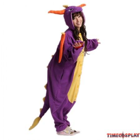 Spyro Onesie Kigurumi Pajama For Adults
