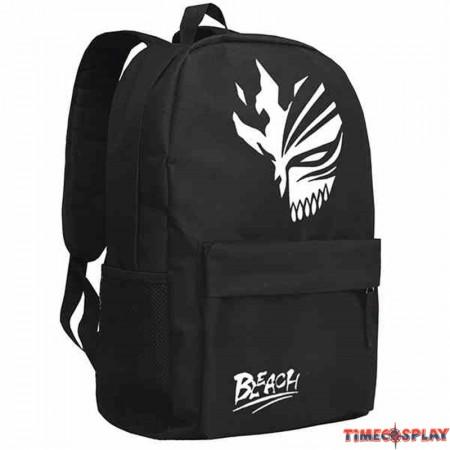 Timecosplay Anime BLEACH Kurosaki Ichigo School bag Backpack