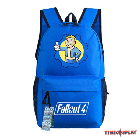 Timecosplay Fallout 4 Pipboy Awesome School bag Backpack