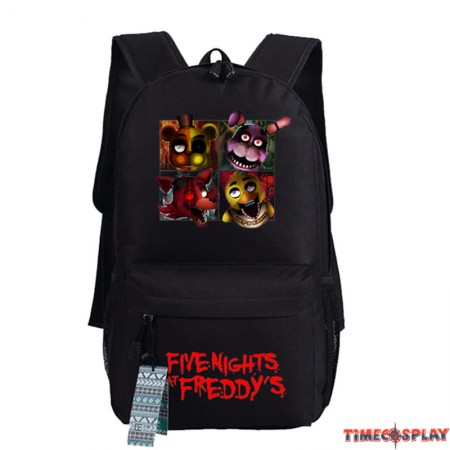 Timecosplay Five Nights at Freddys Schoolbag Backpack