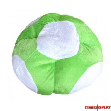 Timecosplay Super Mario Series Green Mushroom Cap Cosplay Hat