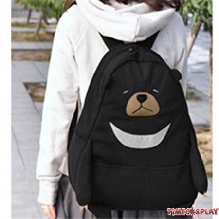 Timecosplay We Bare Bears Panda Cosplay Shoulders Bag Schoolbag Backpack