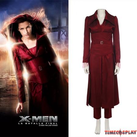 X-Men Phoenix Jean Grey Cosplay Costume