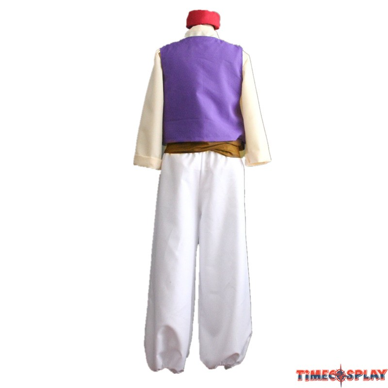 sc 1 st  TimeCosplay & Animation Aladdin Prince Cosplay Halloween Party Costume