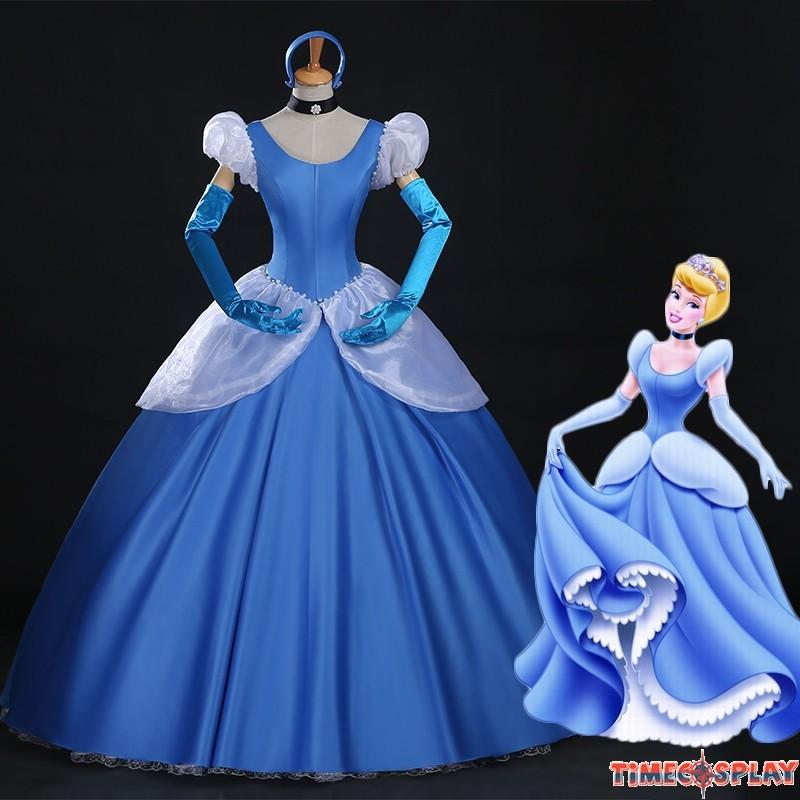 cinderella dress disney