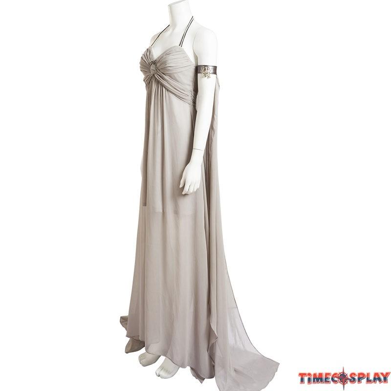 Game of Thrones Daenerys Targaryen Costume Mother of Dragons Cosplay Fancy Dress