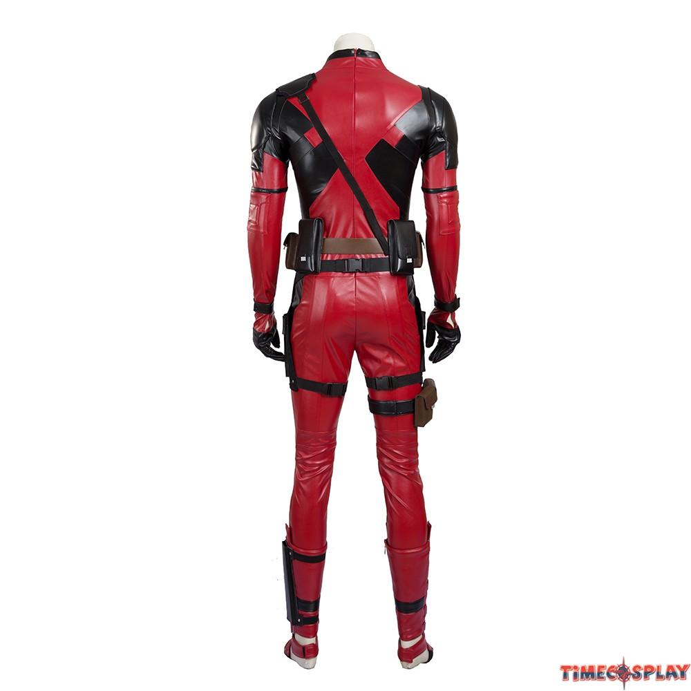 sc 1 st  TimeCosplay & Marvel Deadpool Cosplay Wade Winston Wilson Costume