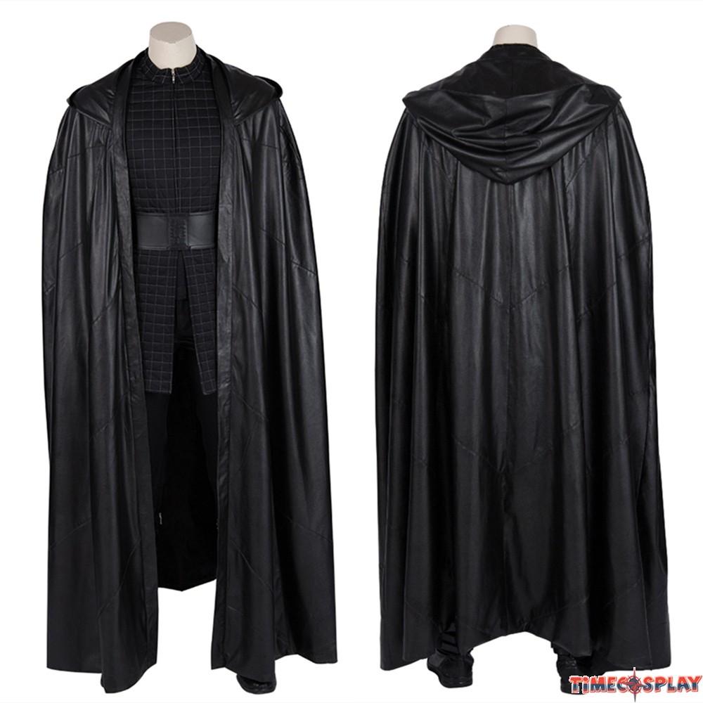 Star Wars The Rise Of Skywalker Kylo Ren Cosplay Costume Deluxe